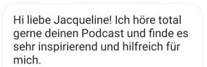 podcast feedback 3
